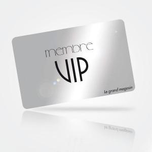 100 Cartes PVC Prestige