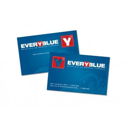 500 Cartes De Visite Recto Verso Non Pellicule