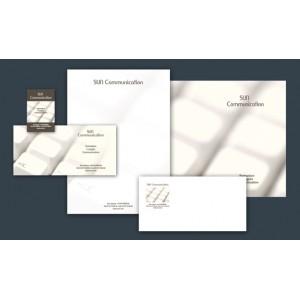 2000 enveloppes format 16.2x22.9 cm