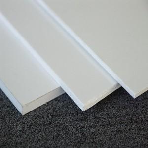 Impression HR sur adhésif + pose sur PVC 3 mm