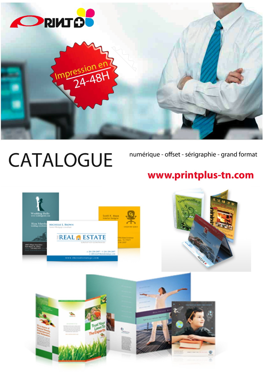 Catalogue PrintPlus